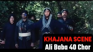 Khajana Scene , Alibaba Aur 40 Chor , ArbaazKhan