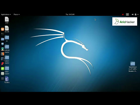 How to change root name from kali linux