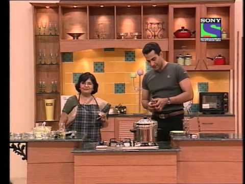 Cook It Up With Tarla Dalal - Episode 2 - Dhokla