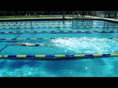 Swimming Training Program - Secret Tip Legs - Inertia