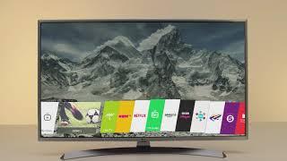 LG Ultra HD 4K TV | UJ701V | Product Video