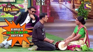 Rinku Devi Sings For Jackie & Akshay - The Kapil Sharma Show