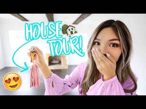 My New House Tour! OMG I Got A House! 😍