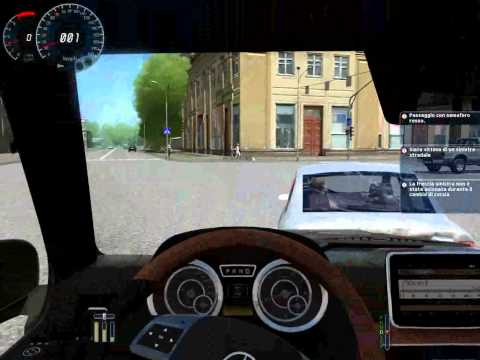 Gameplay City Car Driving 1.3.3 italiano - Simulatore di Scuola Guida