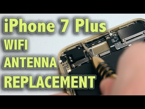 iPhone 7 Plus WiFi Antenna Replacement