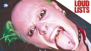 10 Unforgettable Keith Flint Prodigy Moments