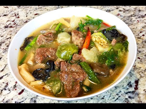 Or Lam Lao Beef Stew