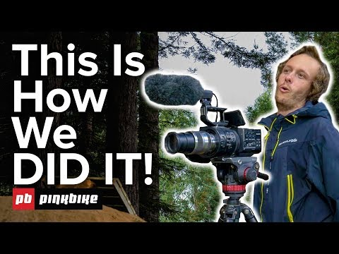 How We Produce Crankworx Highlights In 24 Hours | Behind The Scenes w/ Pinkbike