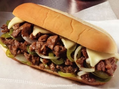 Philly Cheese Steak - How To Make Beef Philly Cheese Steak Recipe