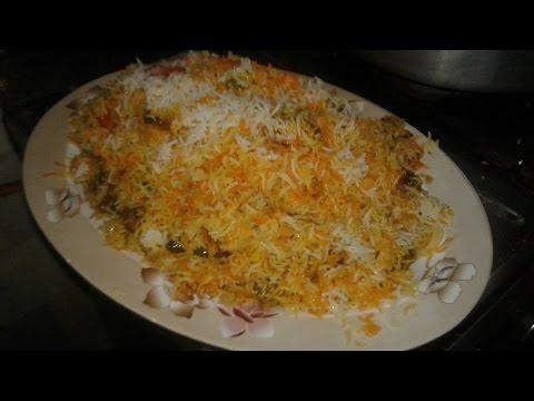 Beef Biryani Recipe - Pakistan.