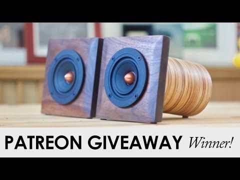 June Patreon Giveaway Winner!