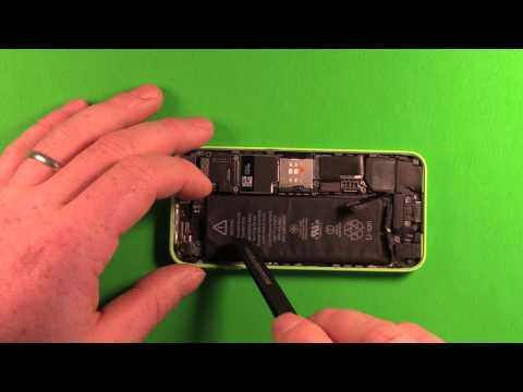 How To: Replace / Change Your iPhone 5C Battery - DIY Guide by ScandiTech