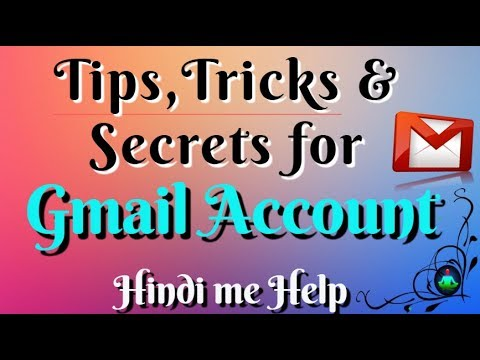 Google Mail's Professional Tips and its Features For EveryOne ! Part 4