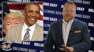 Comparing First 100 Days - Donald Trump vs Barack Obama - #DollemoreDaily