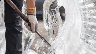 How To Make an Ice Sculpture