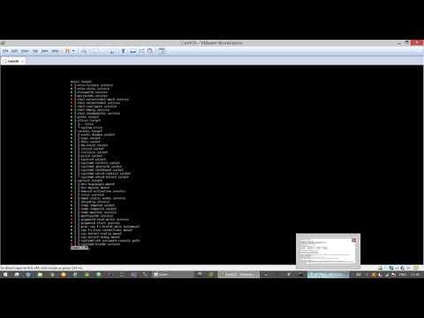 Linux 基礎 -- systemd與開機流程