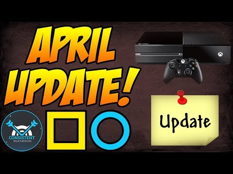 120Hz + 1440p COMES TO CONSOLE! (Xbox One System Update April 2018 Information)