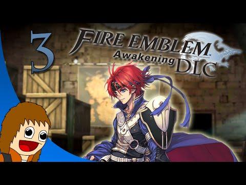 Fire Emblem: Awakening DLC: Interrogating Roy - Part 3