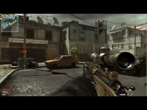 MW3 PC Commentary | 40-18 MSR Sniping \ The Devil Inside Review