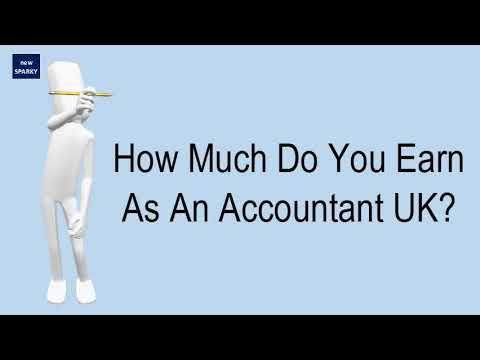 How Much Do You Earn As An Accountant UK?