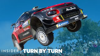 How Rally-Car Drivers Avoid Crashes | Turn By Turn