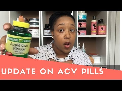 APPLE CIDER VINEGAR PILLS 2 MONTH UPDATE I FITNESS FRIDAY