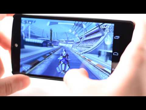 Nexus 5 Gaming Demo: Riptide GP2