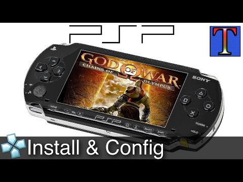 PPSSPP 1.4 Setup Tutorial & Best Configuration   Play PSP Games on PC