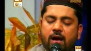 URDU NAAT(Shoq o Niyaz)SARWAR NAQSHBANDI IN QTV.BY Visaal