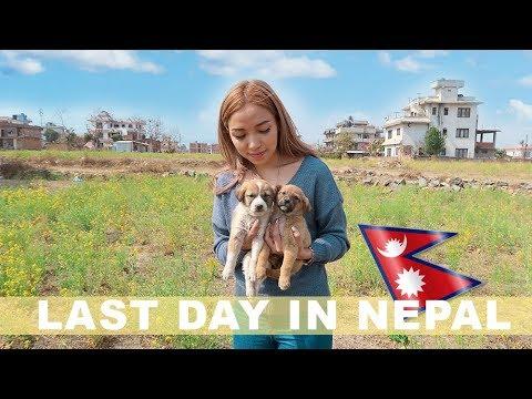 Last day in Kathmandu ..A very personal vlog...