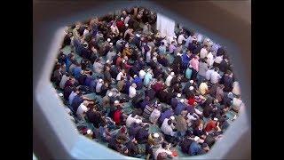 100 тыс. мусульман пришли на праздничный намаз в Московскую Соборную мечеть