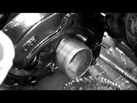 how to cut pipe with Hongli SQ50B1 pipe threading machine