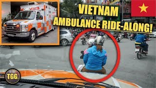[Ho Chi Minh City] Urgent Patient Transfer! - Ambulance Perspective