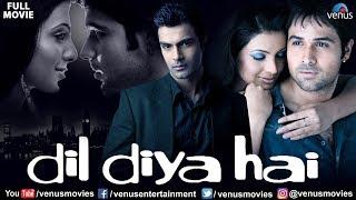 Dil Diya Hai | Full Hindi Movie | Emraan Hashmi | Ashmit Patel | Geeta Basra | Hindi Romantic Movie