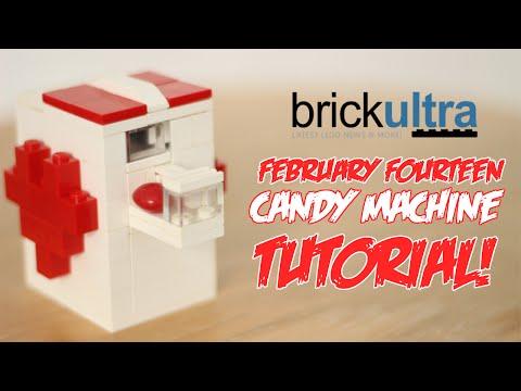 Lego Candy Machine V12 Instructions Candy Lego