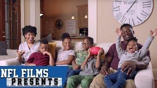 Ben Watson: A Man of Multiple Jerseys & Even More Kids | NFL Films Presents
