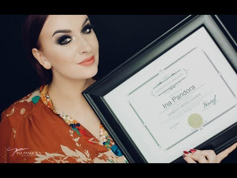 Online Makeup Academy become a CERTIFIED makeup artist from home