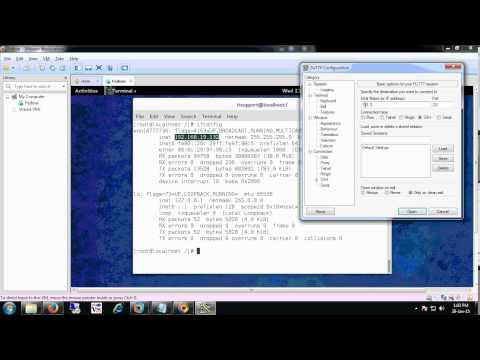 Remote connection from window 7 to fedora 20 (part 1)