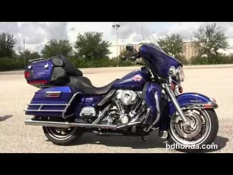 Used 2007 Harley Davidson Ultra Classic