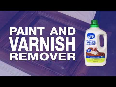 How to Strip Furniture and Remove Paint and Varnish
