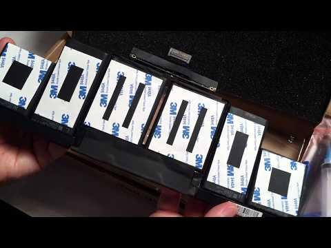 Repair: MacBook Pro 15, Late 2013 Battery Replacement [ENGLISH]