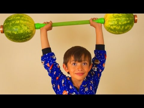 Johny Johny Fruits and Veggies - Eat Your Vegetables Song