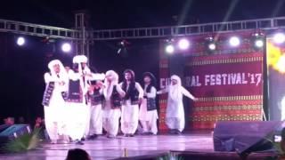 Balochi chap in FCCU