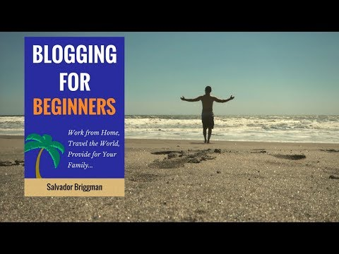 Blogging for Beginners! Let me show you something...