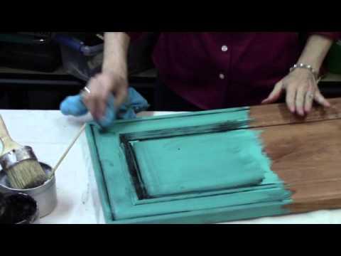 Vintage Market & Design ® Furniture Paint-Waxing