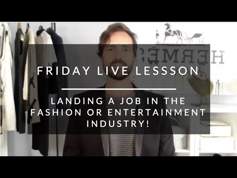 Fashion Industry vs Entertainment Industry Careers