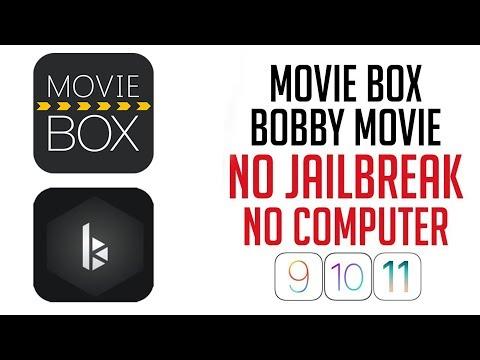 NEW!! Get Movie Box & Bobby Movie iOS 11.1 / 10 / 9 Free No Jailbreak / Computer iPhone iPad iPod