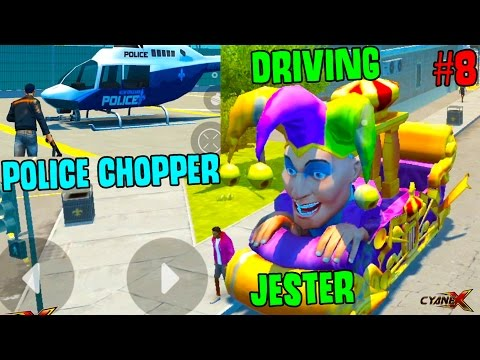 NO LIFE #8 - DRIVING JESTER & HELICOPTER LOCATION | Gangstar New Orleans