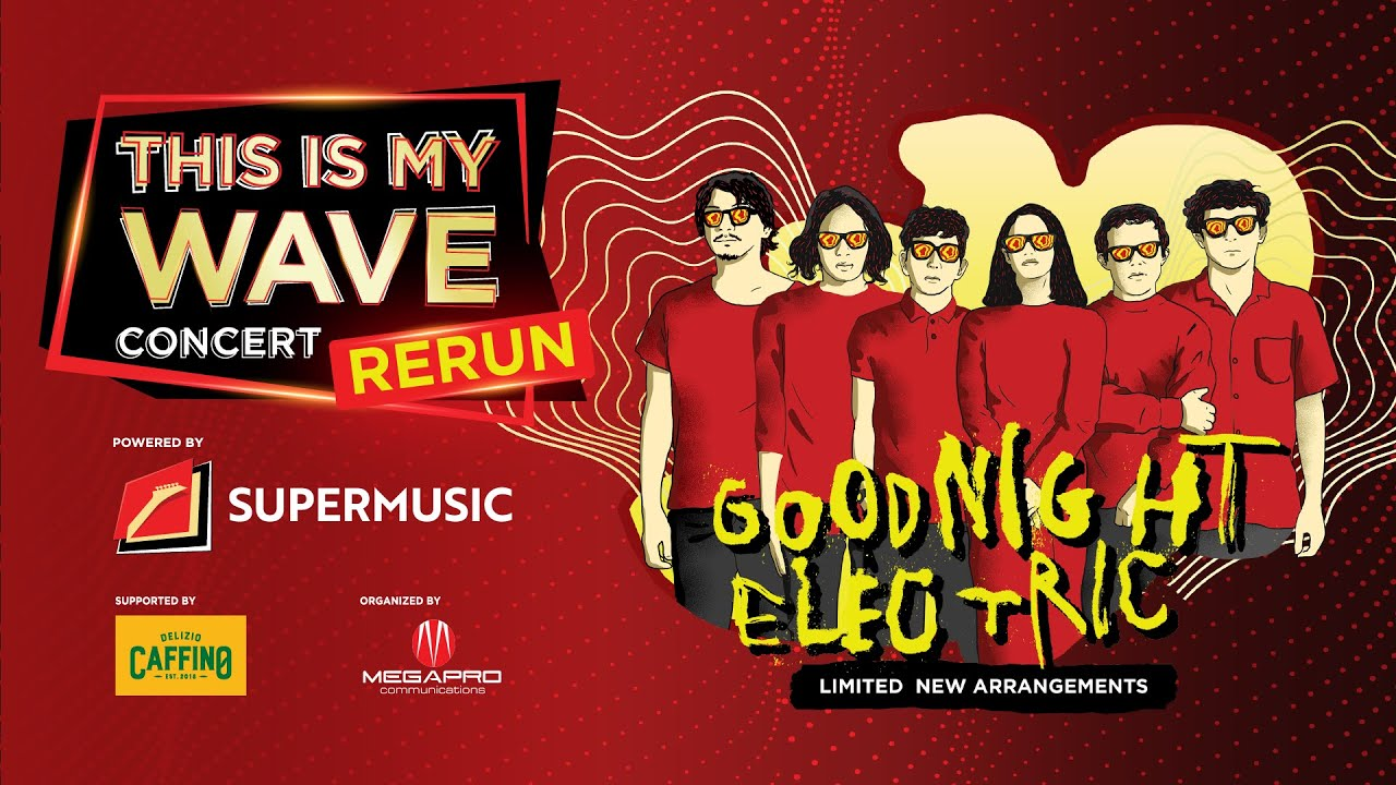 Download This Is My Wave - Goodnight Electric MP3 Gratis