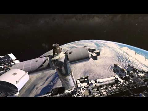 International Space Station: Off the Earth, for the Earth, and Beyond.